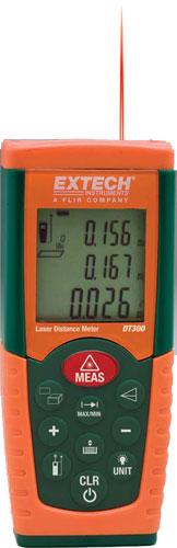 Extech Laser Distance Meter DT300