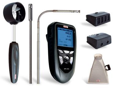 Kimo VT 200 Thermo-Anemometer