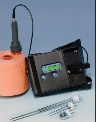 Digital Textile Moisture Meter DHT-2