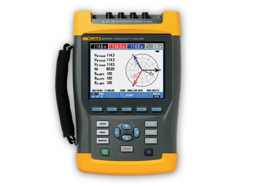 Fluke 434/PWR Three Phase Power Quality Analyzer