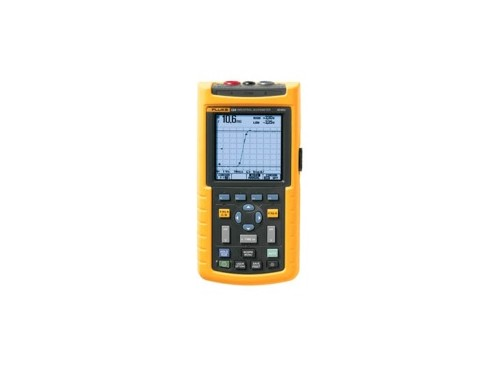 Fluke 124S ScopeMeter with Software