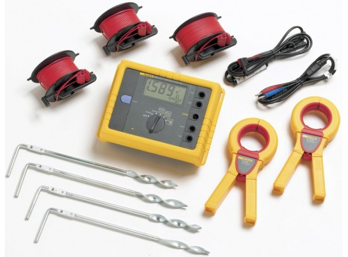 Fluke 1623 Basic GEO Earth Ground Tester Kit