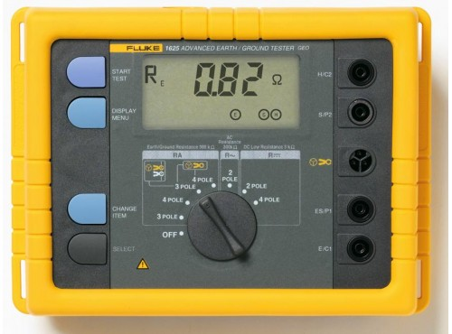 Fluke 1625 Advanced GEO Earth Ground Tester