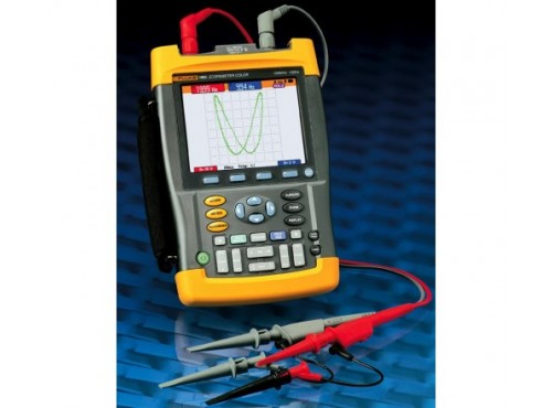 Fluke 192C/S Color ScopeMeter with Software