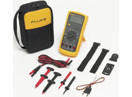 Fluke 87V/E2 Industrial Electrician's Combo Kit
