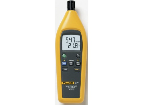 Fluke 971 Temperature and Humidity Meter