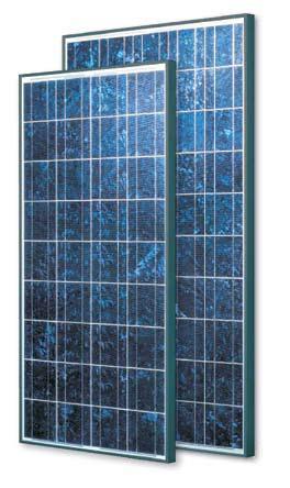 Mitsubishi Photovoltaic Module 170-185 Watts