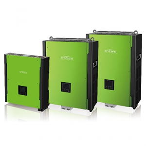 InfiniSolar 2KW/3KW/5KW/10KW On-grid Inverter with Energy Storage